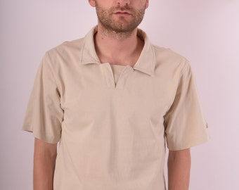 Vintage Adidas Polo T-shirt (598)