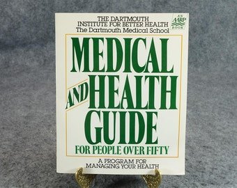 Medical And Health Guide For People Over Fifty  C. 1986
