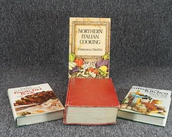 Cookbook Collection Set Of 4 Cookbooks