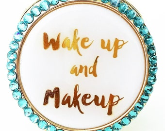 Wake up and Makeup Compact - 1947 Collection