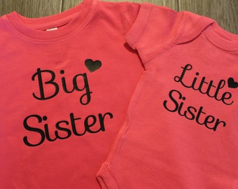Big Sister Little Sister Outfit