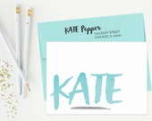Watercolor Personalized S...