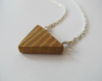 Osage Orange Triangle