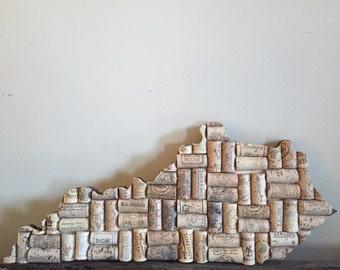 State cork board 12x18