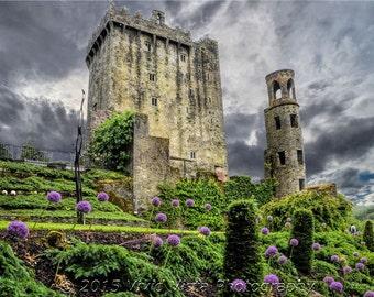 Ireland Photography – Blarney Castle near Cork