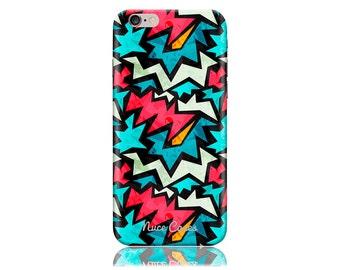 iPhone 5 Case - iPhone SE Case #Modern Edge Cool Design Hard Phone Case
