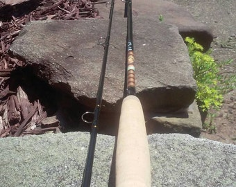 Custom Jesus fly rod