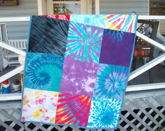 Summer tye dye fun!