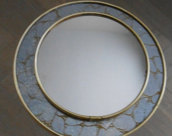 Convex mirror from the 1950-60's.