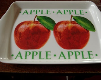 Apple Snack Tray