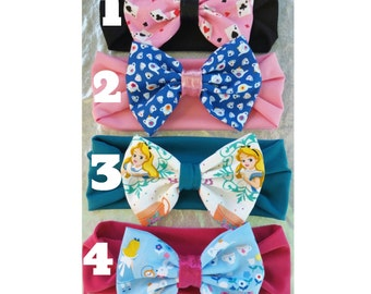 Alice in Wonderland headbands