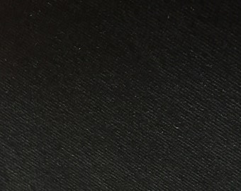 100% heavy weight textured polyester