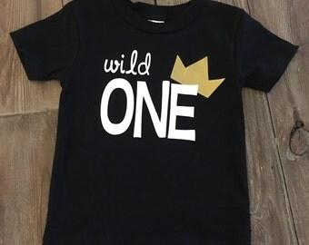 Custom first birthday shirt or onesie *Standard shipping*