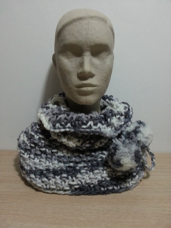 Neckwarmer inspired to mod. The Orla Warmer by Heidi May