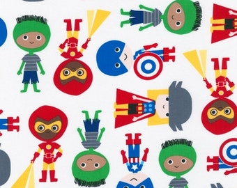 Super Kids in Primary by Anne Kelle for Robert Kaufman