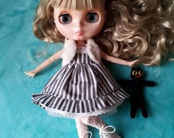 Blythe doll outfit, blythe dress, blythe clothes