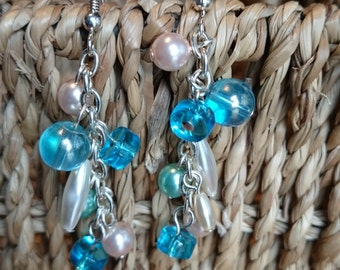 Turquoise Mix Earring #80