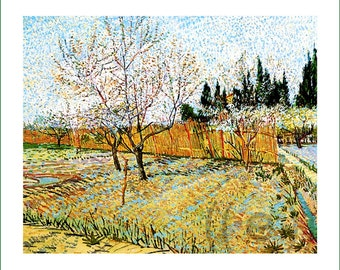fabric panel - Vincent van Gogh (16)