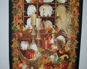 Timeless Treasure CM4290, Harvest panel