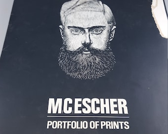 Escher prints set of six