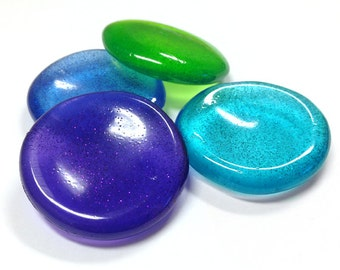 Sensory Processing Stones - Faux Worry Stones / SPD / ADHD / Autism / Fidget Toys / Tactile Toy / Ultra-Durable and Lightweight