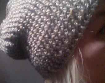 Custom Slouchy Hat, Beanie