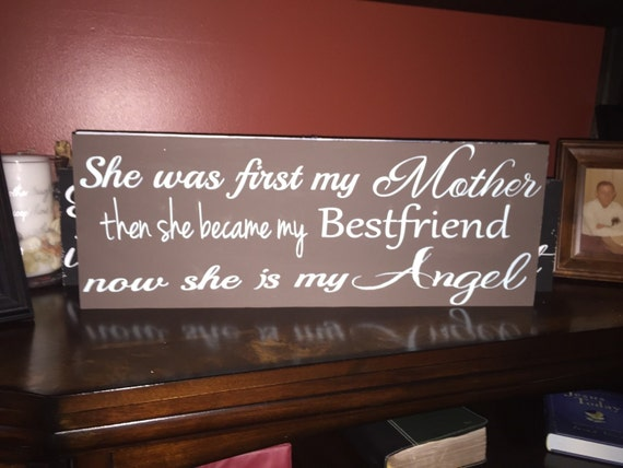 She Was First My Mother Then She Became My Best By