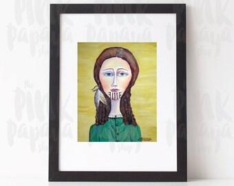 Olive Oatman 8x10 print