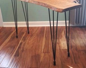 Cherry Console Table / Desk