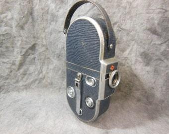16 mm Movie Camera by Agfa - Vintage