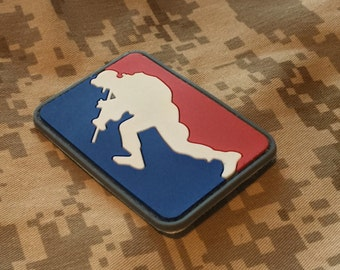 Soldier Tactical Velcro Patch (P28)