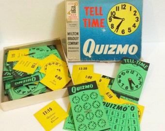 Vintage Educational Game