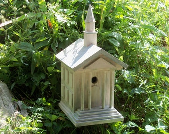 County Courthouse Birdhouse