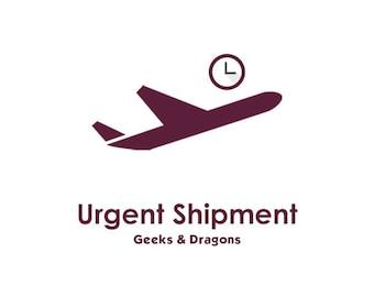 Urgent Shipment