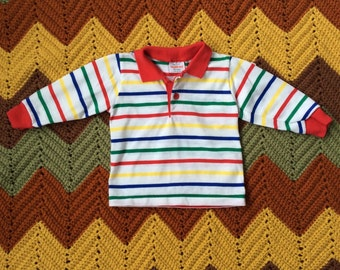 Healthtex Rainbow Shirt 24 Months