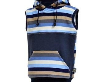 Vests * stripes baby * 80-116