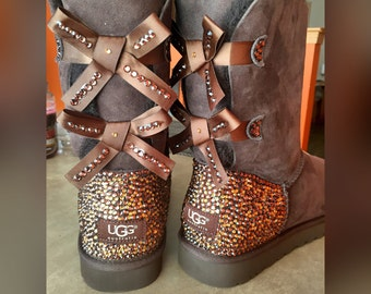 Crystal Bling Ugg Boots