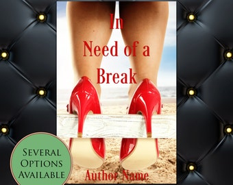 In Need of a Break Pre-Made eBook Cover * Kindle * Ereader Cover