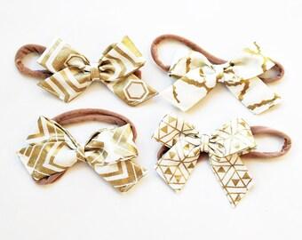 GOLDEN sailor bow