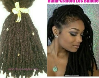 Handmade Dreadlock Extensions