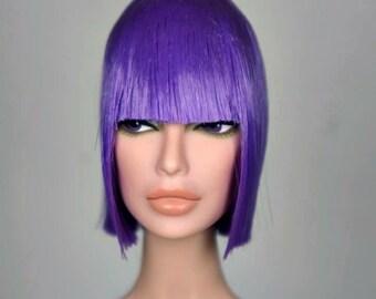 Wig for fr/ barbie/ silkstone
