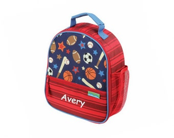 Personalized Trendsetter Lunch Box - Sports