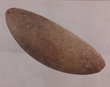 Antique Native American Small Stone Pestle Grinding Tool