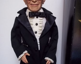 Legend Series George Burns Doll Effanbee Creations Celebration of 100 Year Birthday 1996