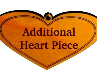 ADDITIONAL HEART PIECE
