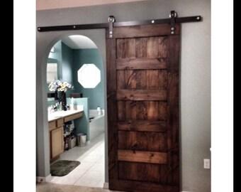 Wood Panel Shoji Door