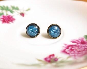 Earrings | Leo zodiac constellation | personnalized gift | personnalized jewelry | studs earrings | handmade jewelry | Leo zodiac sign