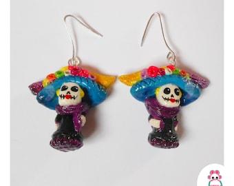 Catrinas earrings