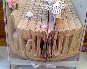 Grandma Folded Book