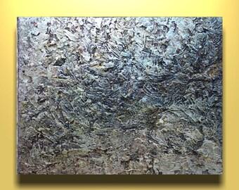 "Winter  16""x 20"" inch  (40x50 cm)  2011"